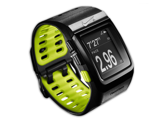 nike tomtom sport watch gps