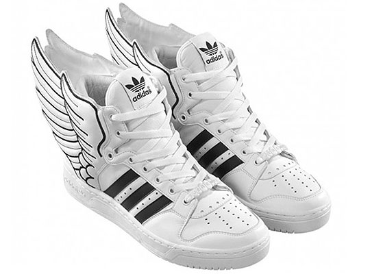 adidas jeremy scott leather wings