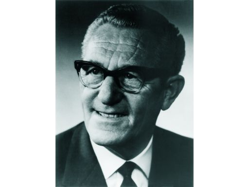 Rudolf Dassler Puma Founder