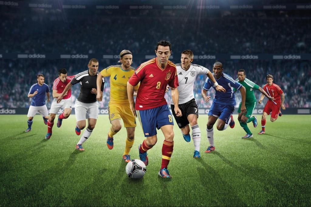 Adidas i fudbal