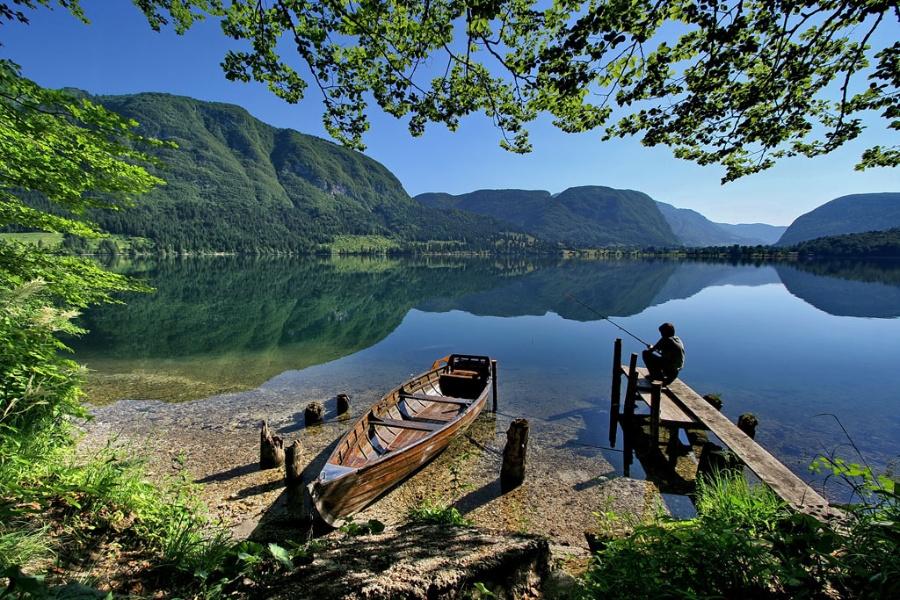 Bohinj in Bohinjsko jezero