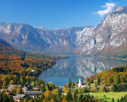 Bohinj Slovenija