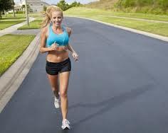 trčanje pomaže