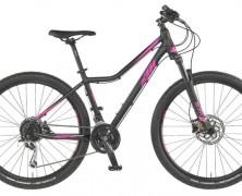 Više različitih vrsta ženskih bicikala