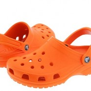 Rupičaste klompe Crocs
