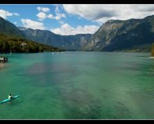 Bohinj i legenda o jezeru